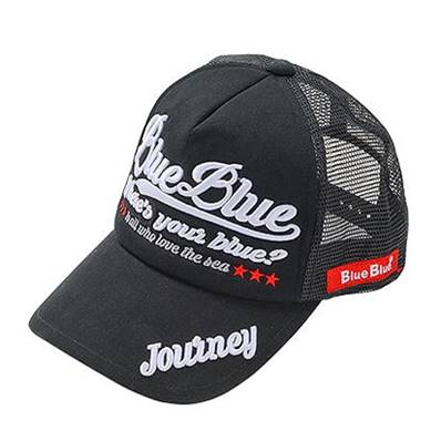 GORRA BLUE BLUE 0015 BLACK