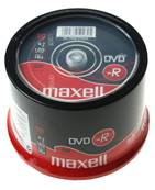 DVD+R 4.7GB 16X SPINDLE 25 PCS.