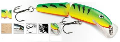 RAPALA SCATTER RAP JOINTED SCRJ-9 ALB