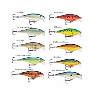RAPALA SCATTER SCRS-07 S