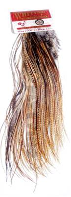 WHITING BRONZE 1/2 SADDLE  BROWN
