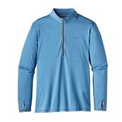 PATAGONIA MEN'S TROPIC CONFORT 1/4 ZIP 5