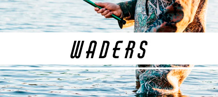 waders pur pêche